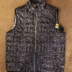 Puffer Vest Men's XL